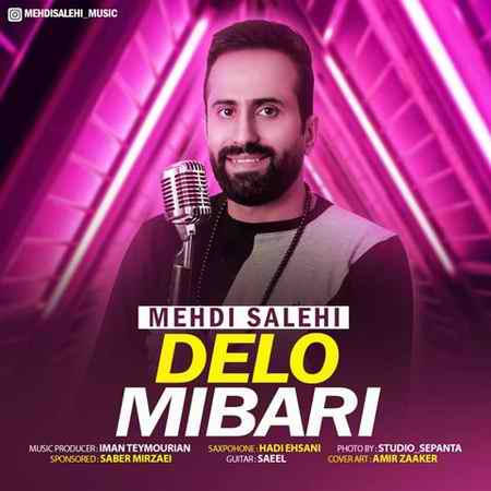 Mehdi Salehi Delo Mibari دانلود آهنگ مهدی صالحی دلو میبری